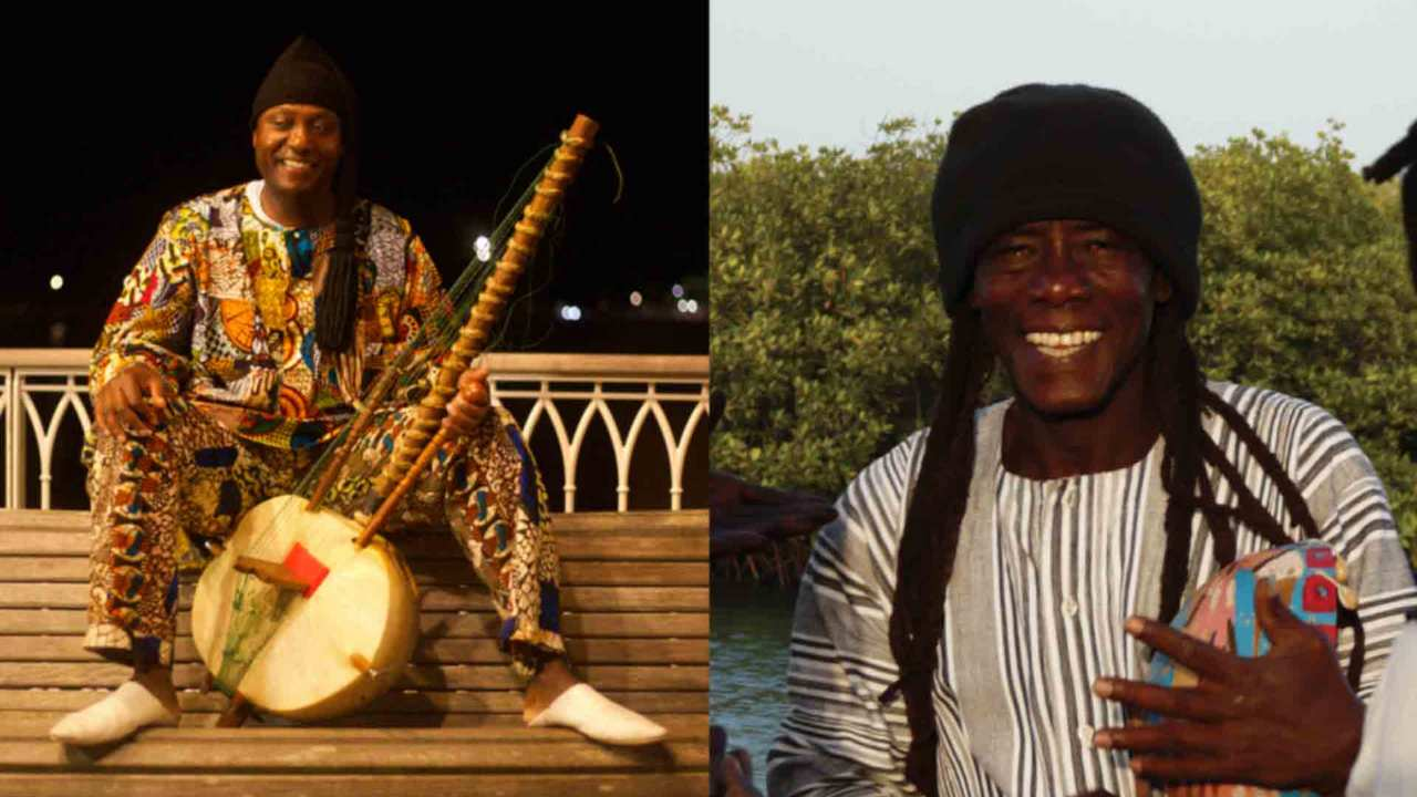 Hommage à Doudou Cissoko et Souleymane Sarr «Niominka
