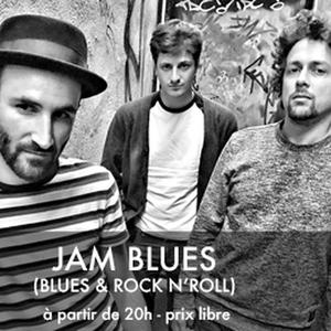 Jam Blues avec Joffrey Lucky Pepper band