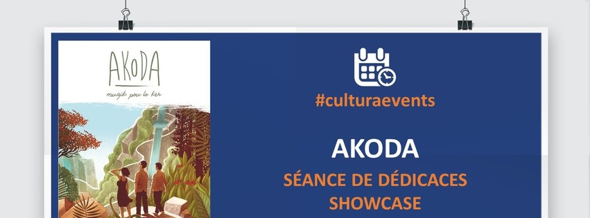 Akoda en showcase