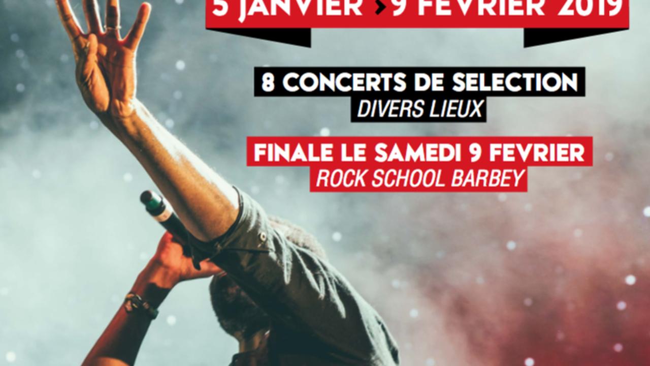 Tremplin musique des 2 rives - Finale Avec R/O + WL Crew + Dark Vipers + La Drache + Dalla$ + Interlopes + Eïleen + Zone