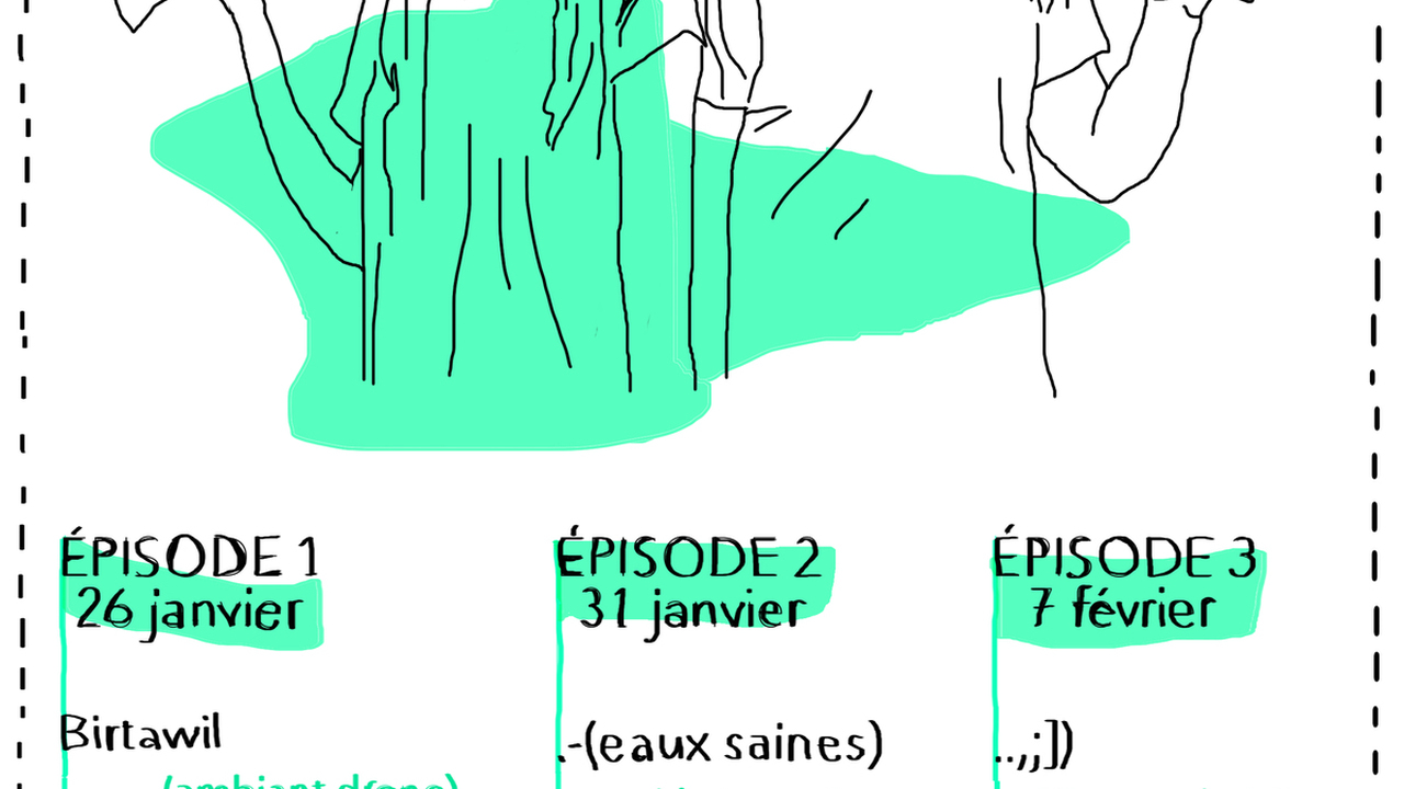 Amour (moite) dans la cave saison 2 - épisode deux : avec .-(eaux saines) + Tallìnn + Quassine
