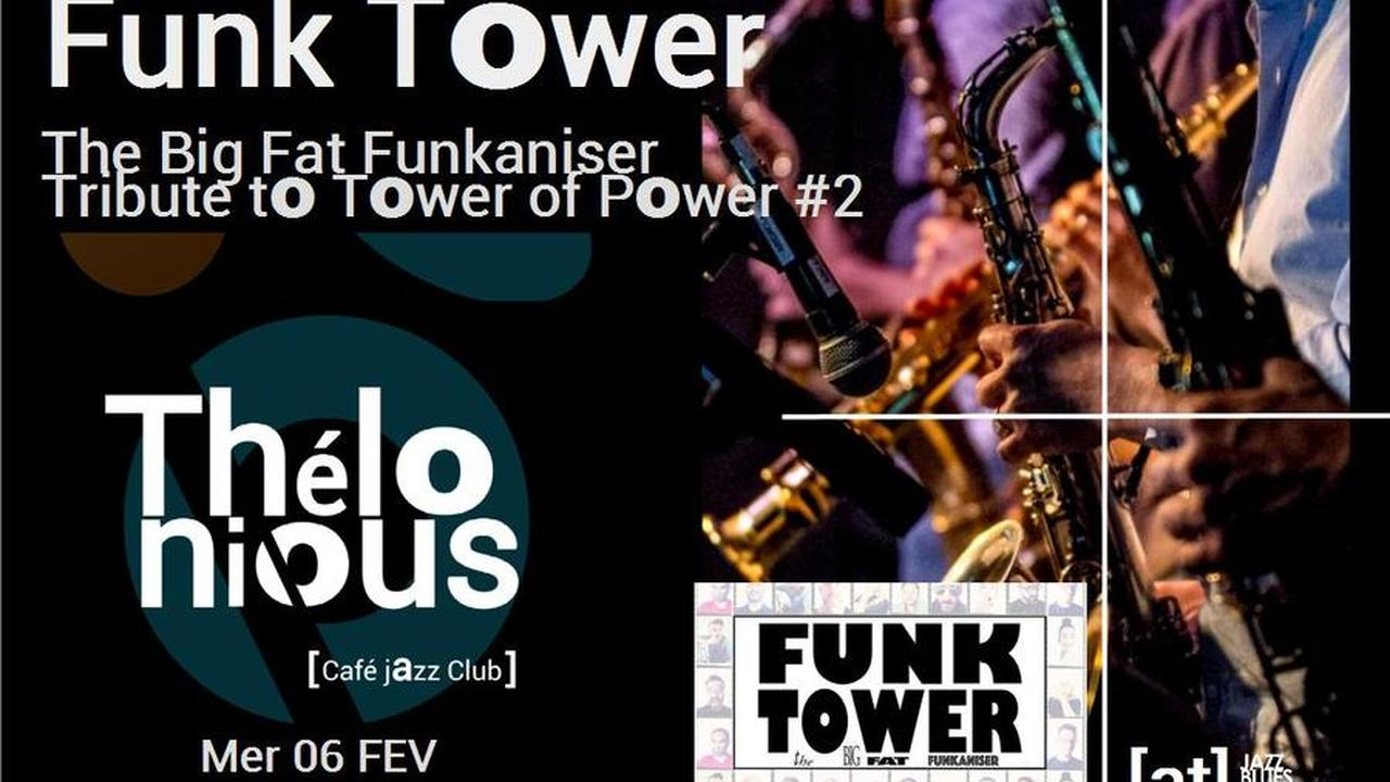 Funk Tower - Tribute to Tower of Power