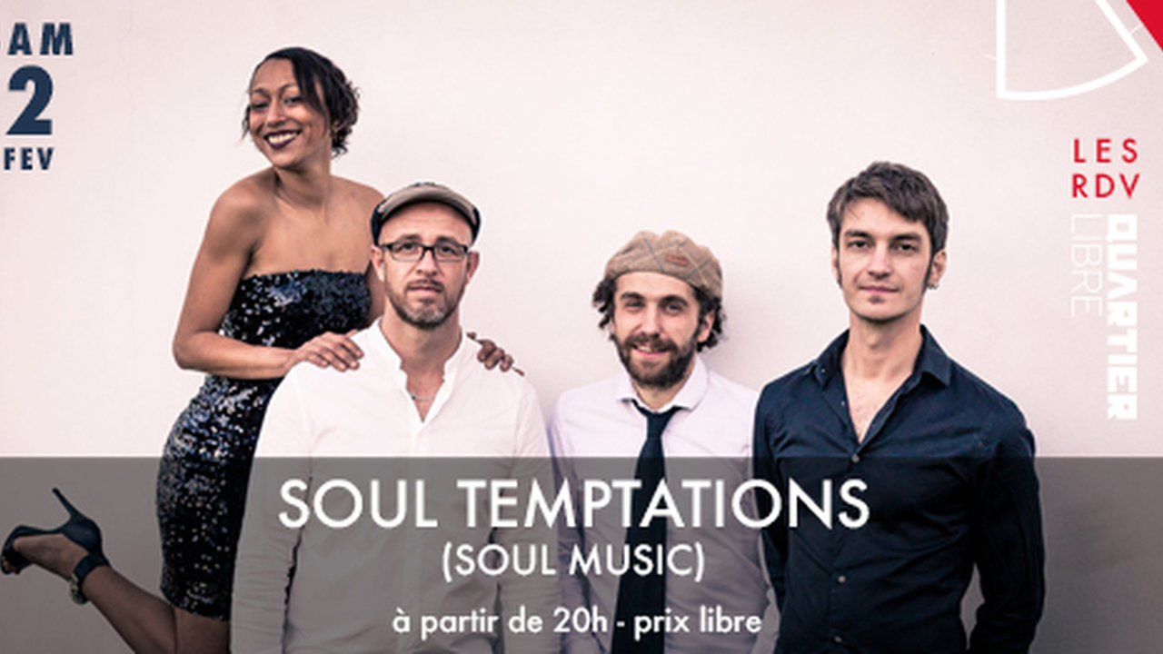 Soul Temptations + Dreego DJ Set