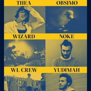 PÉPINIÈRE PARTY : avec OBSIMO + THEA + WIZARD + YUDIMAH + WL CREW + NOKE