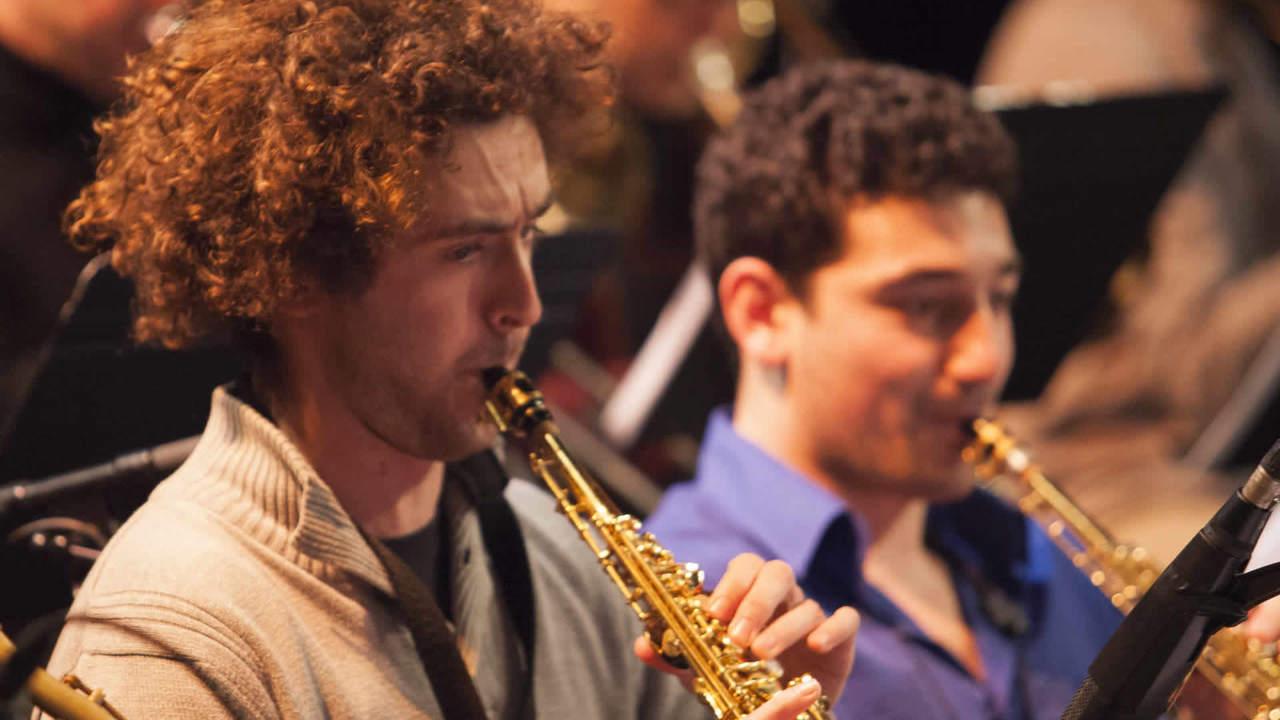 Big Band du Conservatoire « Hommage à Dave Holland»