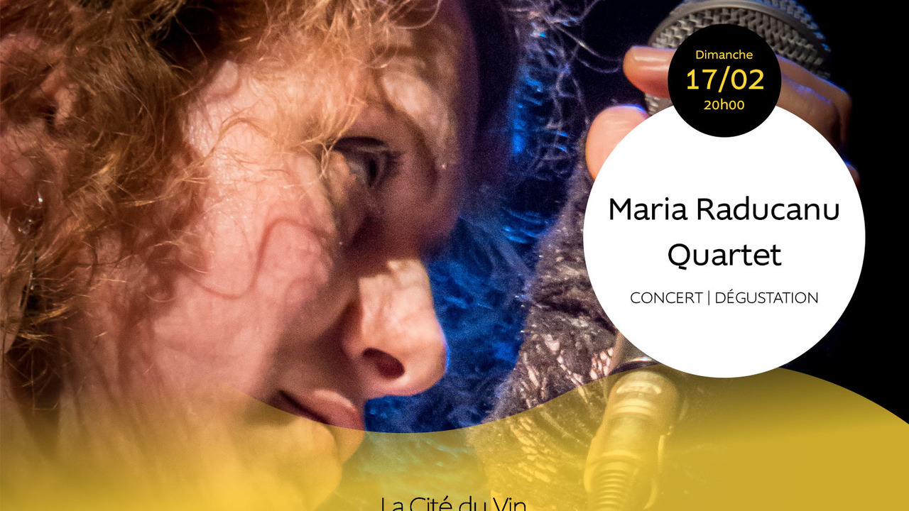 Maria RADUCANU Quartet