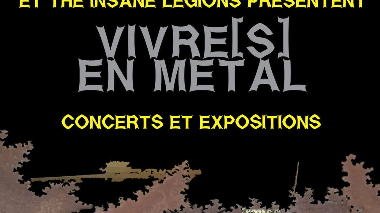Vivres en Metal