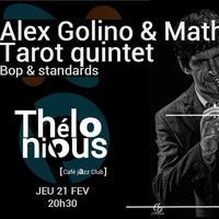 Alex Golino & Mathieu Tarot Quintet