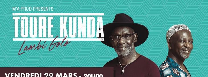 TOURE KUNDA + Franck & Damien