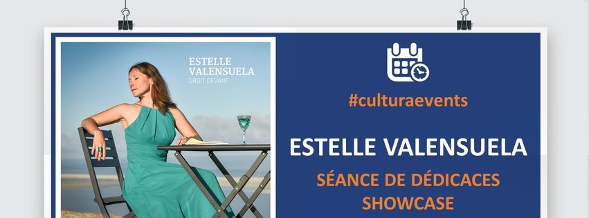 Estelle Valensuela en showcase