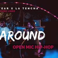 Jump Around : soirée open-mic et DJ set hip-hop