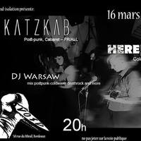 KATZKAB + HEREIN + DJ WARSAW