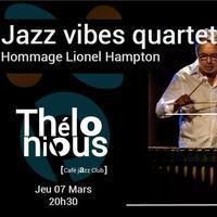 Jazz Vibes Quartet + IEP