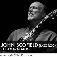 Tribute to John Scofield + Dj Marakatoo