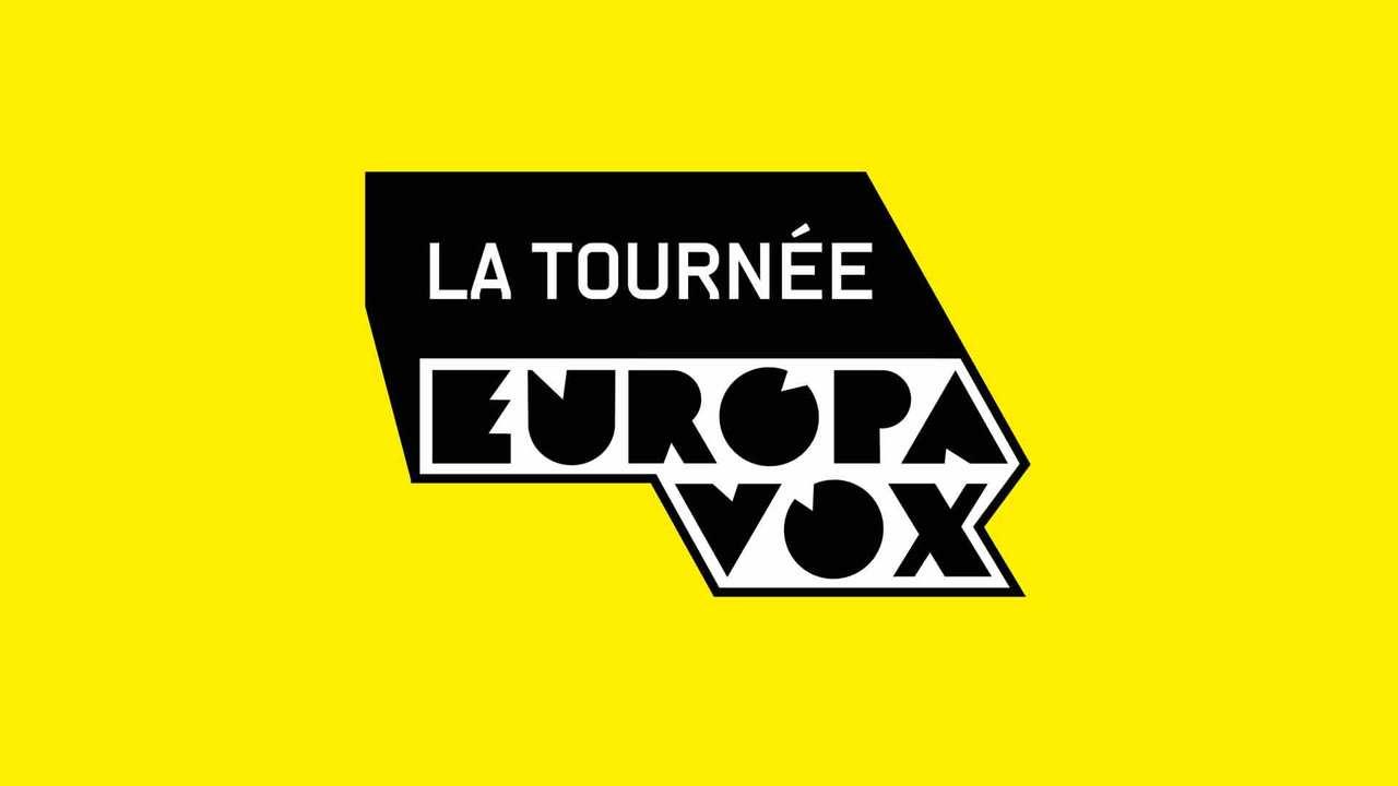 Tournée Europavox