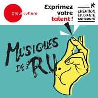 Finale régionale du tremplin Musiques de R.U. - 3 groupes finalistes + Old School Funky Family