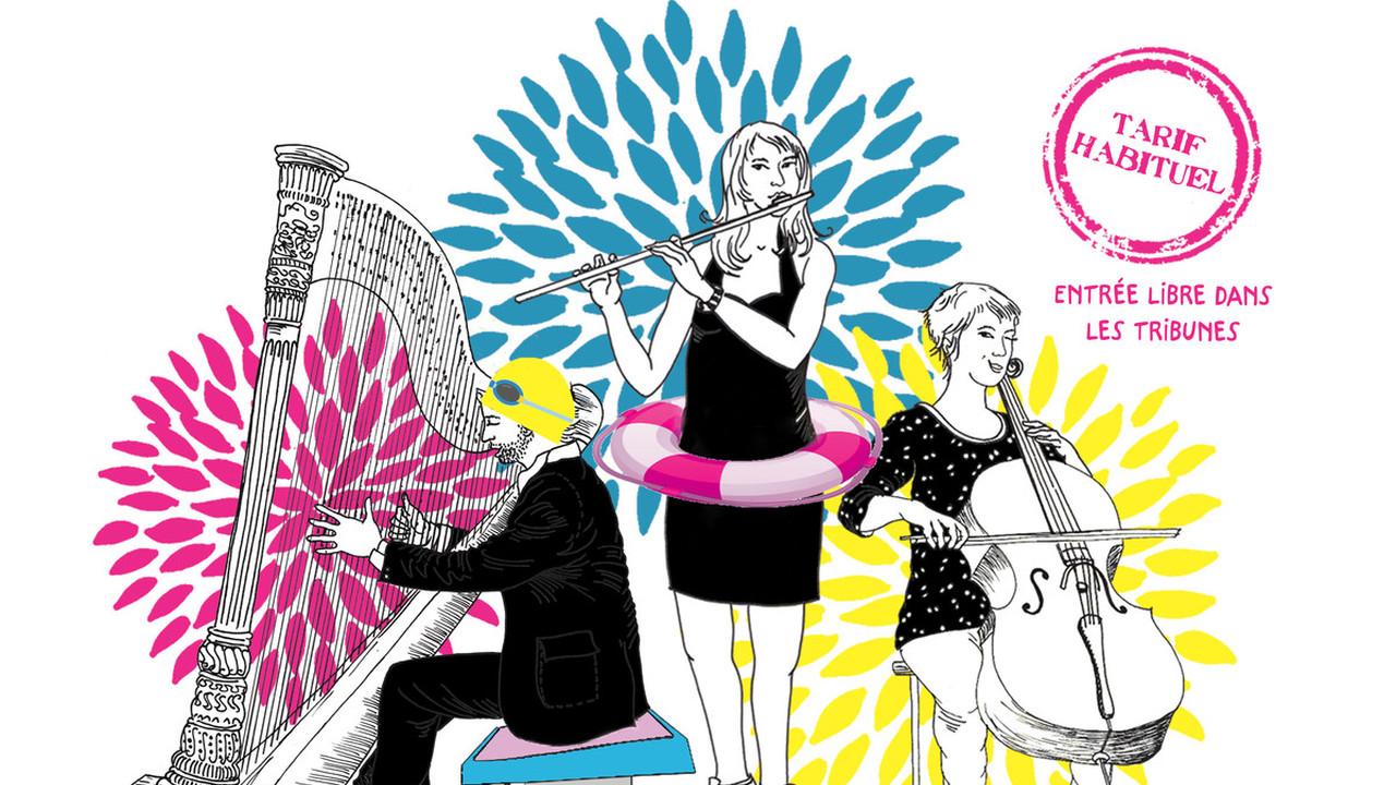 Concert-Piscine
