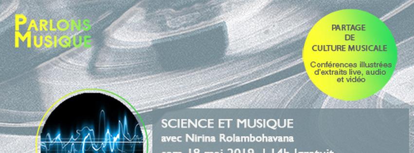 Parlons Musique : Science et Musique