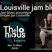Louisville Jam Blues