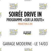 La Fête du court métrage / Projection : Sur la route