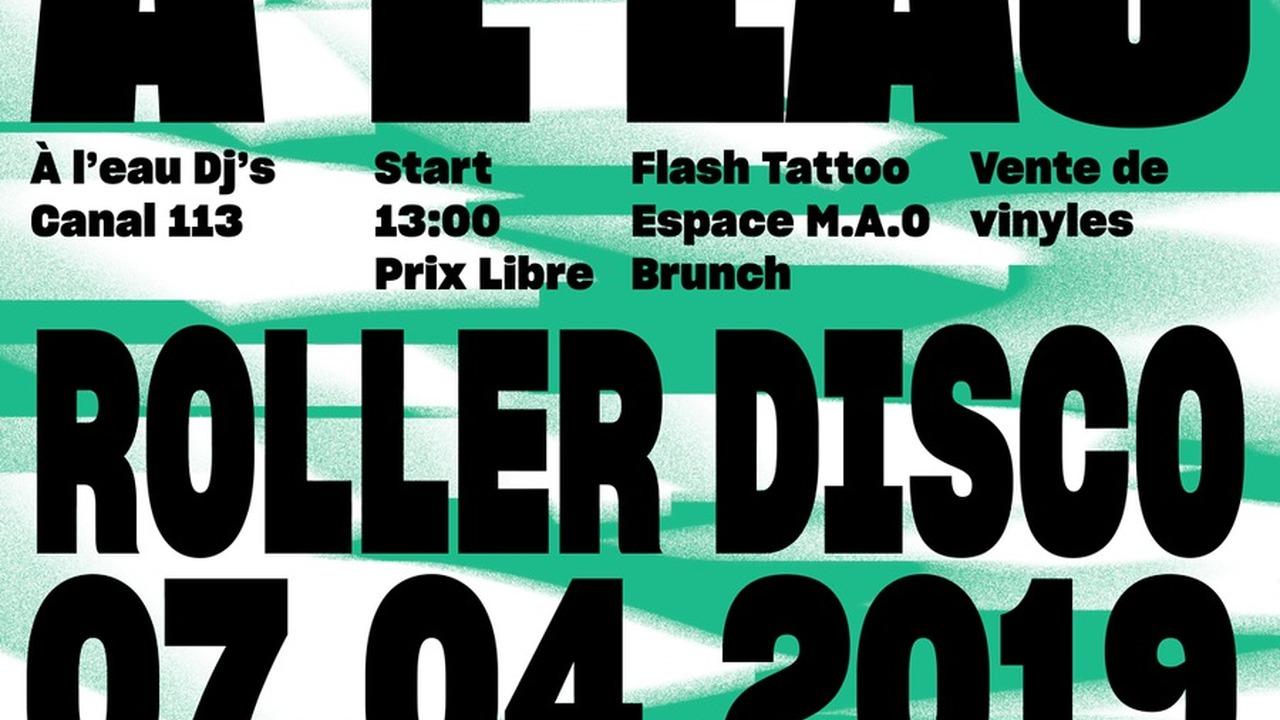 CLUB DIMANCHE #4 : ROLLER DISCO x A L