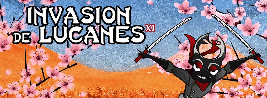 11ème Festival Invasion de Lucanes