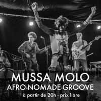 MUSSA MOLO + El Selector Andaluz Dj Set