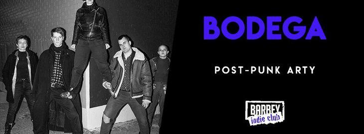 Barbey Indie Club : avec Bodega + Homebirds