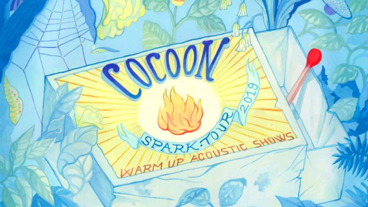 Cocoon « Warm Up Acoustic Show »