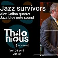 Jazz Survivors - Alex Golino Quartet