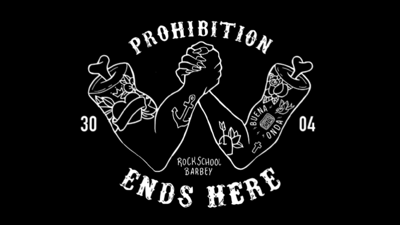 ProHiBition Ends Here : avec Mezerg + Nasty Joe + Apocalypse dj set + Buena Onda dj set