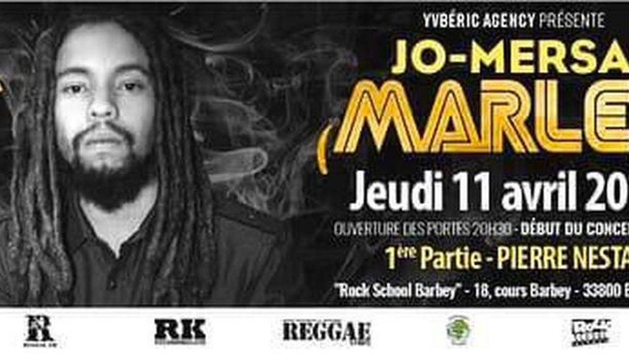 Jo-Mersa Marley + Pierre Nesta