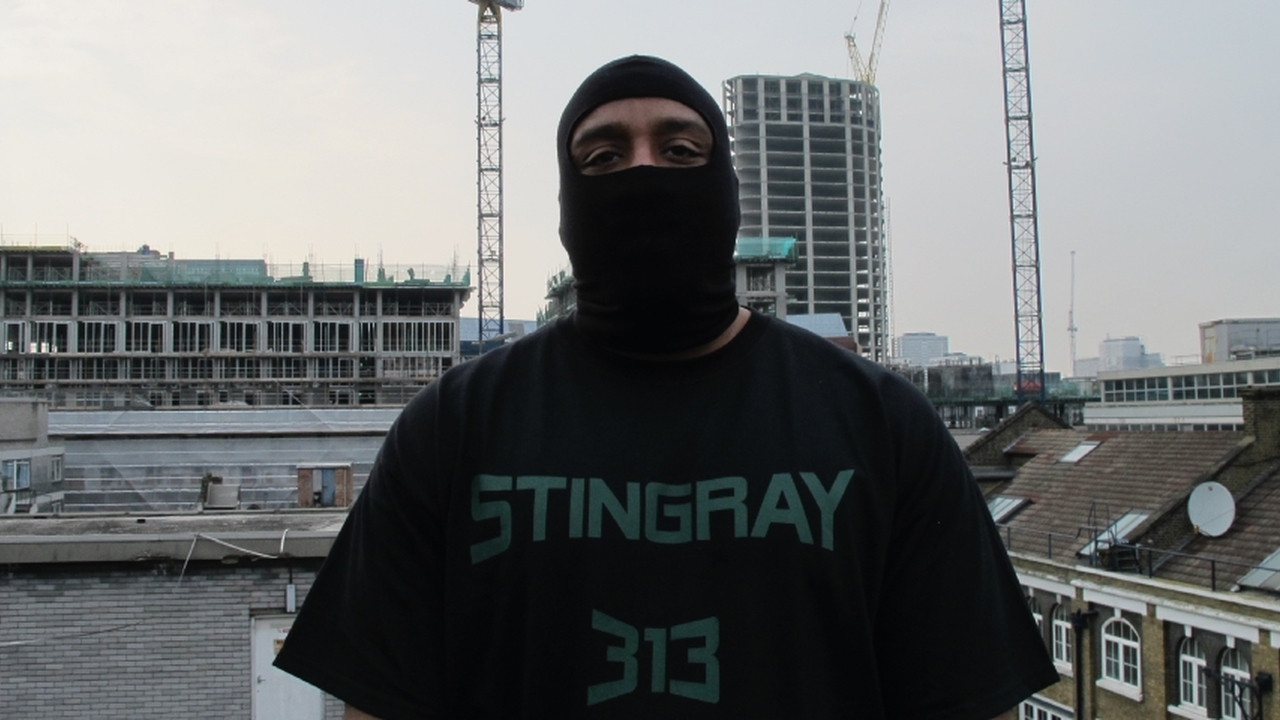 DJ STINGRAY + MAD MIRAN + J-ZBEL