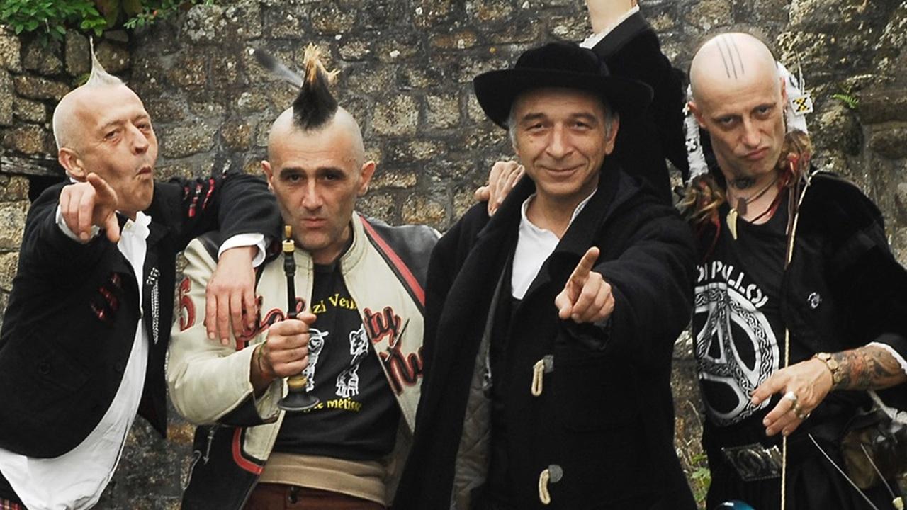 LES RAMONEURS DE MENHIRS + LES SALES MAJESTES + SONS OF O