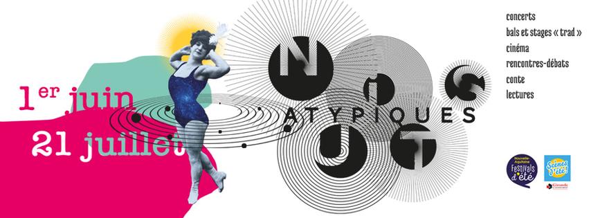 28èmes Nuits Atypiques : Salvador Paterna & Claire Menguy