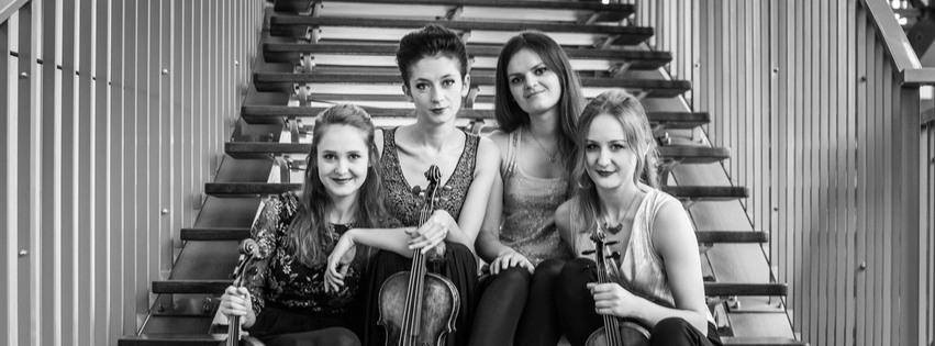 Festival des Festes Baroques - Quatuor à cordes Atma