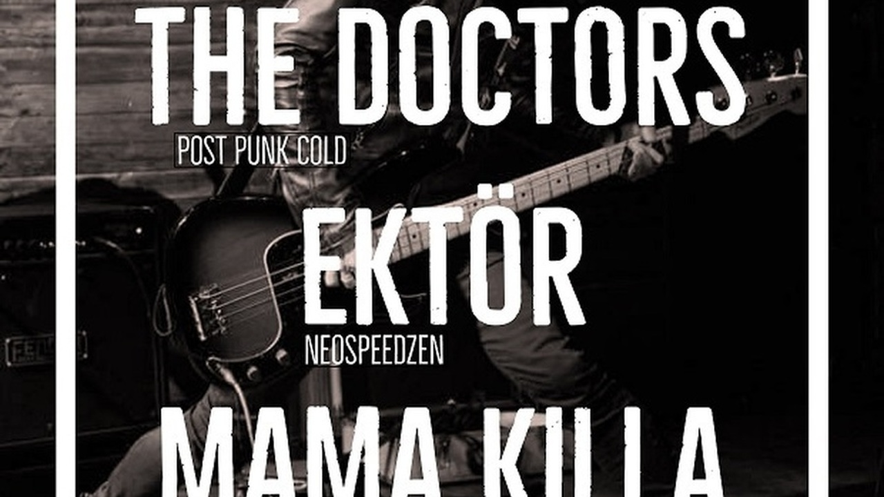 The Doctors + Ektör + Mama Killa