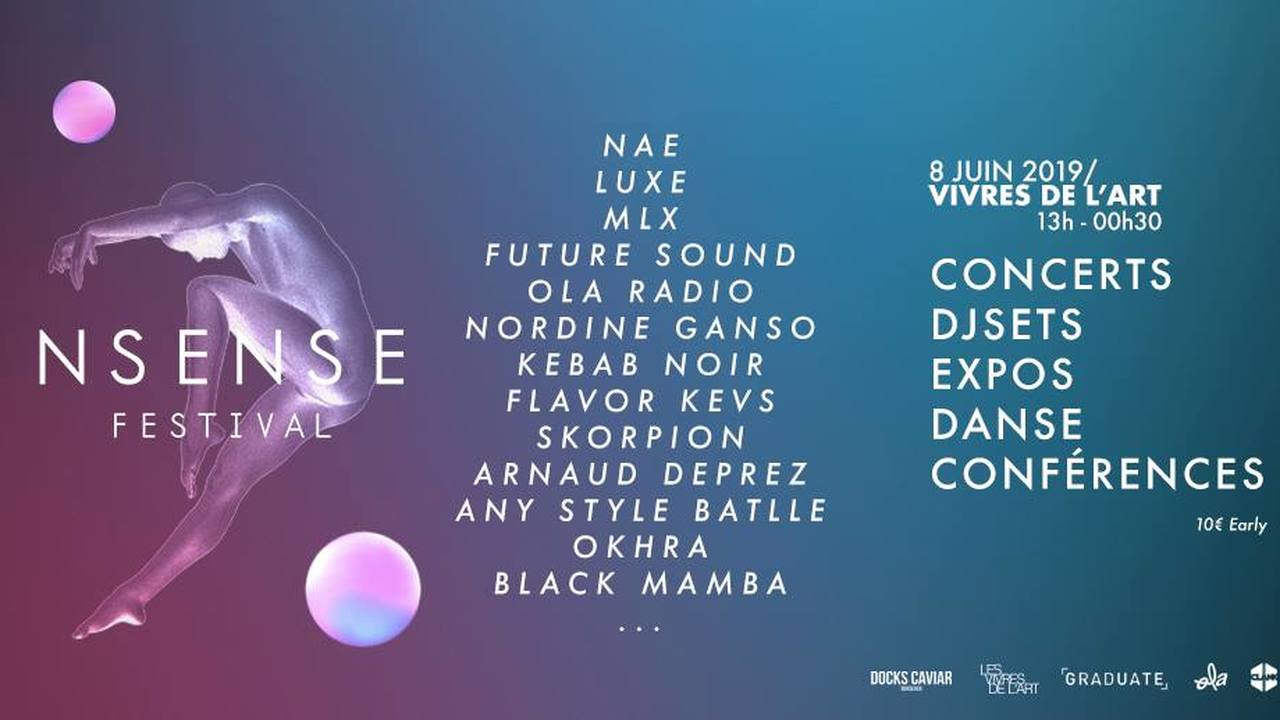 Nsense Festival // 1ère édition