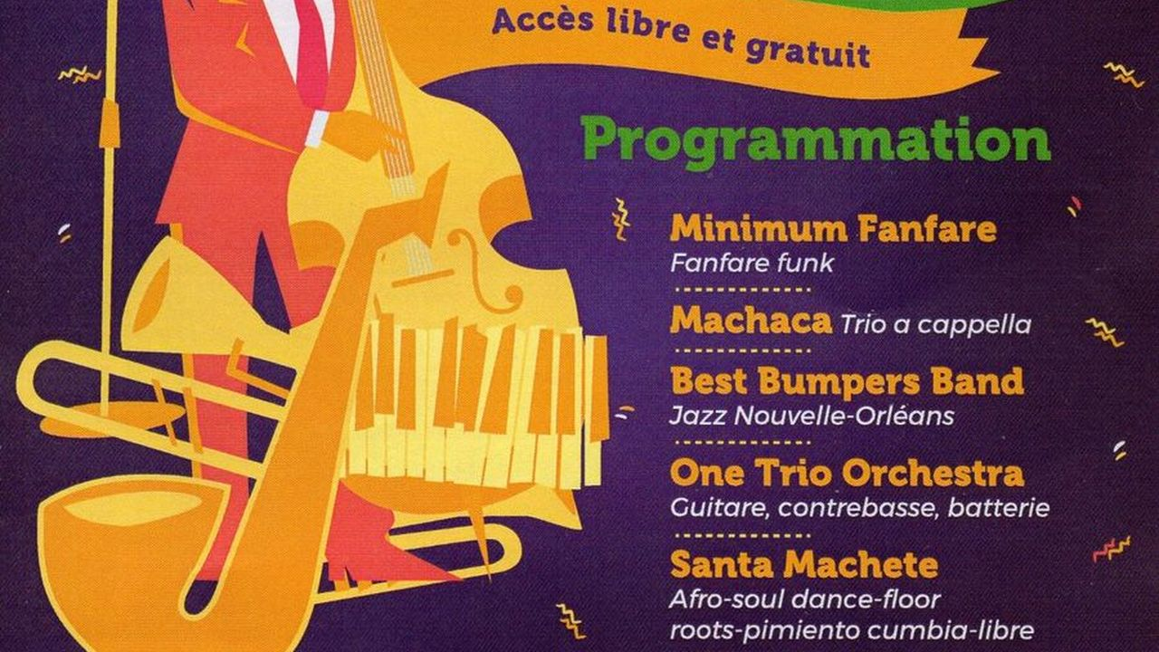 Festival Bourbon Street Jazz