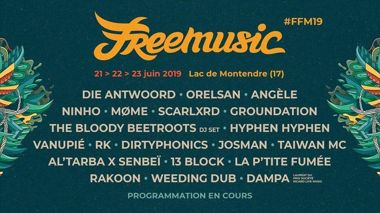 FREEMUSIC Festival 2019