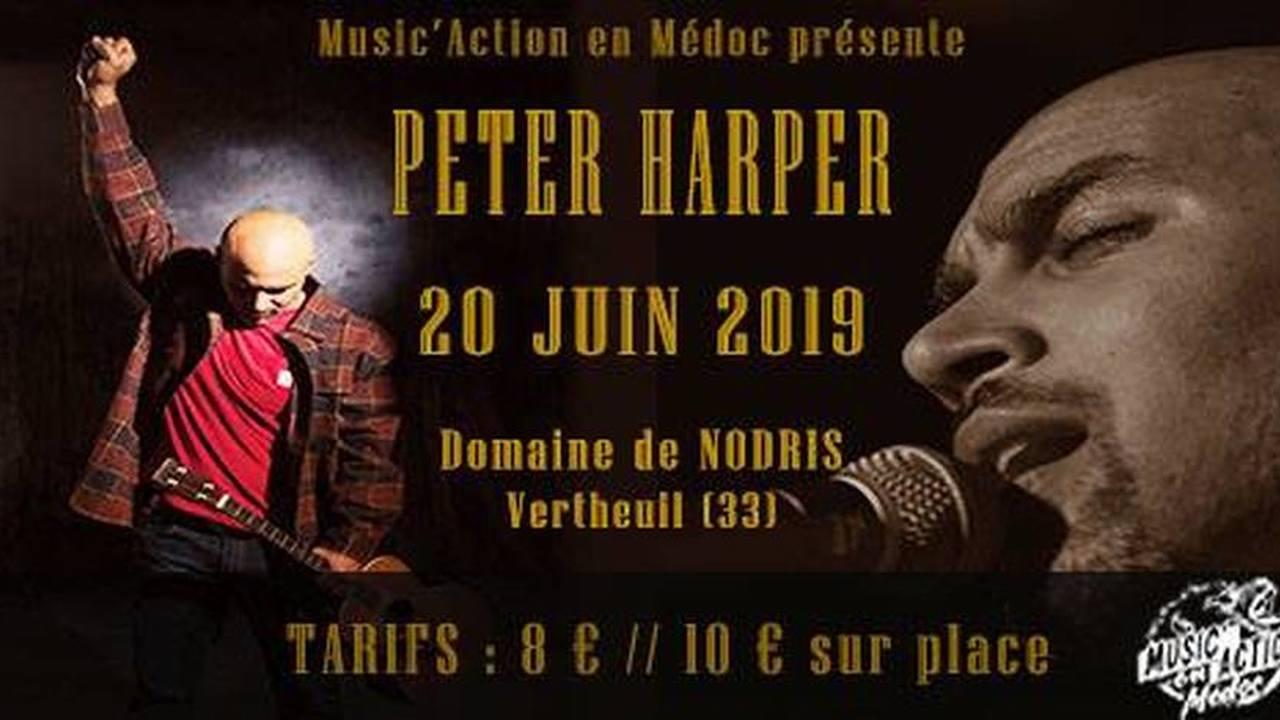 Peter Harper + Guest