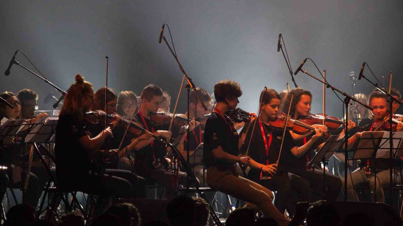 MYEO / Moving Youth European Orchestra