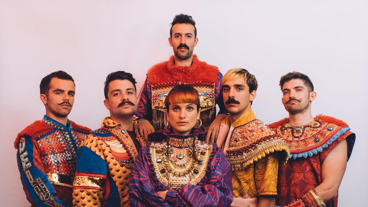 Deluxe - Acoustik Moustache Tour