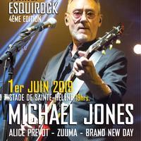 Festival Esquirock 4 - avec Michael Jones