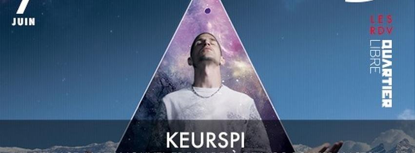 Keurspi - Release Party