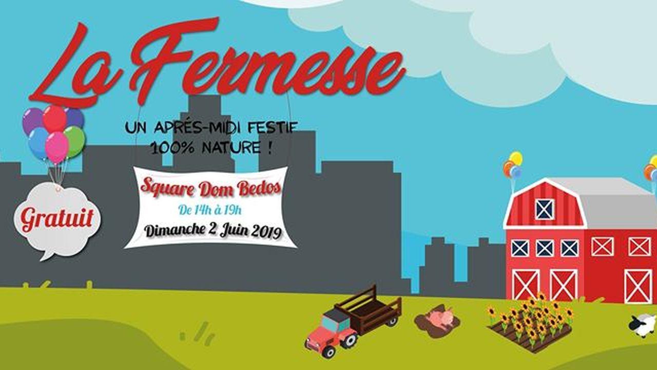 La Fermesse #8 - Les P