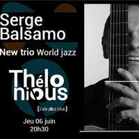 Serge Balsamo New Trio