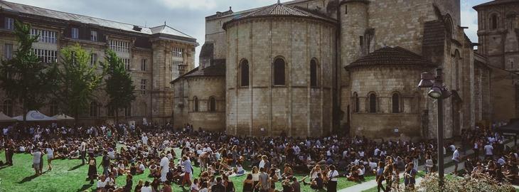 Bordeaux Open Air invite Budapest