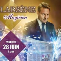 Dîner / spectacle : Larsene le magicien