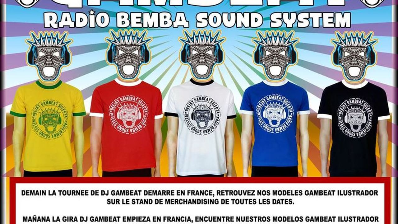 Gambeat (Radio Bemba Sound System)